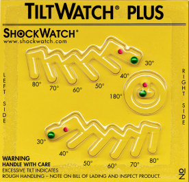 TiltWatch XTR Plus